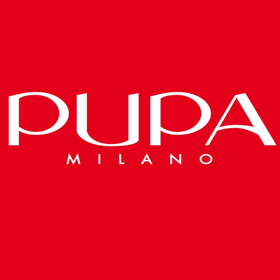 logo make-up Pupa Milano schoonheidsspecialiste beautysalon Beauty Betty Delft