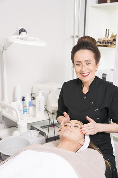 In de schoonheidsspecialiste praktijk van schoonheidsspecialiste beautysalon Beauty Betty Delft